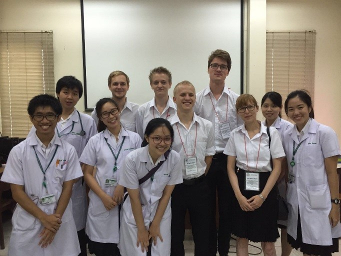 Picture 4. Chiang Mai University, Credits: Lukas Höflechner