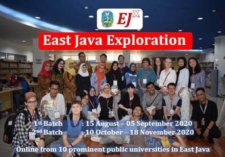 East Java Exploration - Poster (c) ITS global Engagement